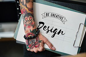 Create tattoo designs