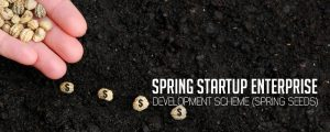 SPRING Startup Enterprise Development Scheme SPRING SEEDS
