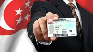 apply for a singapore employment pass