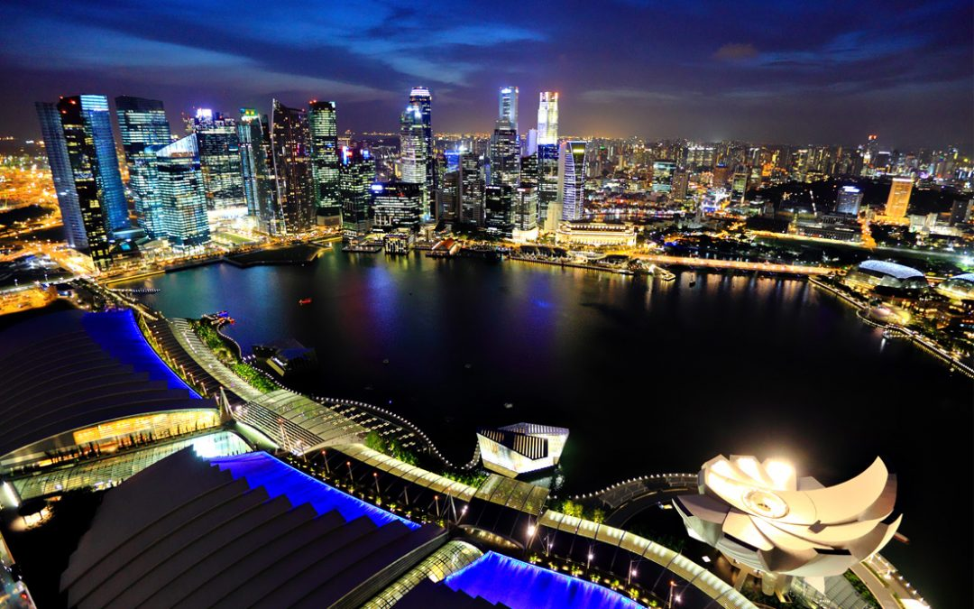 Singapore Still the Most Competitive Economy in Asia  (and Second in the World, after Switzerland)