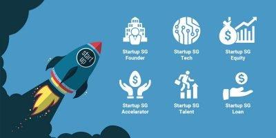 Boost Your Startup via 6 Startup SG Support Schemes