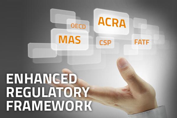 enhanced regulatory framework