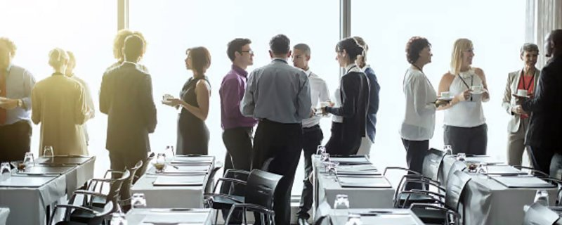join a business support group