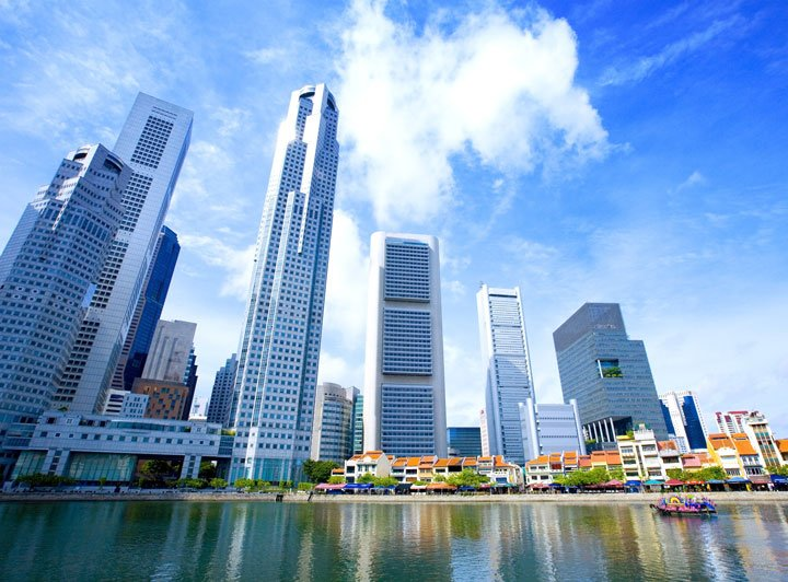 Singapore – A Gateway into the Emerging Markets of Asia